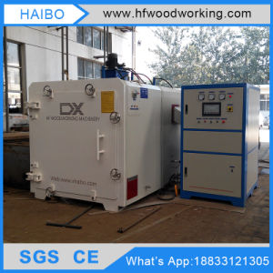 High Frequency Heating Vacuum Walnut Wood Drying Kiln pictures & photos