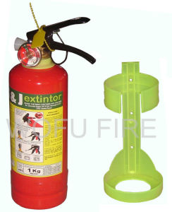 1kg Portable ABC Dry Chemical Dry Powder Fire Extinguisher pictures & photos