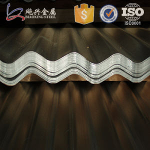 China Galvanized Corrugated Steel Sheet Professional Supplier pictures & photos