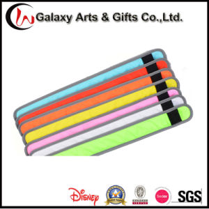 Waterproof Flashing Wristband Refelective Slap Band LED Slap Wristband for Outdoor Sports pictures & photos
