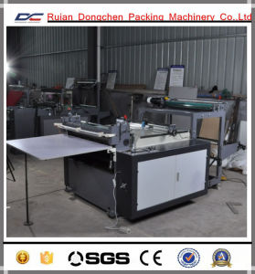 Automatic Non Woven Fabric Roll to Sheets Cross Cutting Machine (DC-HQ 1200)