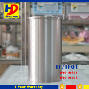 Excavator Engine Part TF / TF01engine  Cylinder Liner (TFY0-10-311) / (TFY0-10-313) pictures & photos