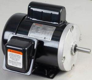 Single Phase Capacitor Running NEMA Motor pictures & photos