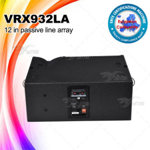 Vrx932la Full Frequency 2 Way Speaker Cabinet Line Array pictures & photos