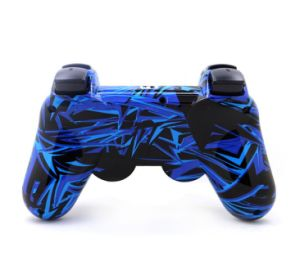 Camouflage Wireless Bluetooth Controller for Sony PS3/PS4 Gamepad Joystick pictures & photos