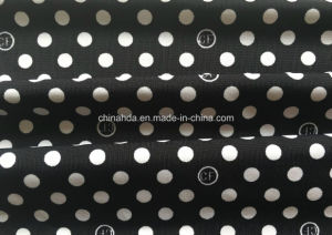 DOT Nylon Spandex Underwear Fabric (HD2404001) pictures & photos