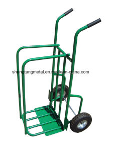 2 in 1 Firewood Trolley Heavy Duty Tool Cart pictures & photos
