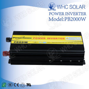 2000W DC to AC Intelligent High-Power Inverter pictures & photos