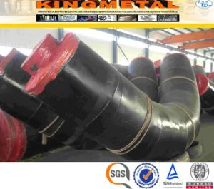 2PE/2PP/3PE/3PP Coating Anticorrosion Pipe Bend pictures & photos