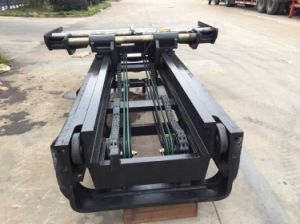 7 Ton Double Front Wheels Heavy Duty Diesel Forklifts (FD70T) pictures & photos