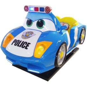 ISO9001 Factory Children Amusement Police Car Kids Ride for Playground (D017) pictures & photos