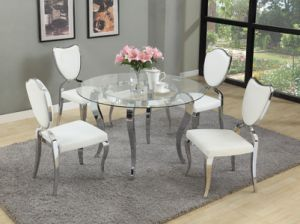Round Tempered Glass Table Top with En12150 pictures & photos