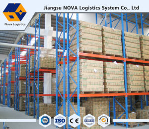 Heavy Duty Steel Box Beam Pallet Racking pictures & photos