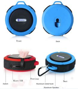 2017 Hot Sale Waterproof Bluetooth Speaker Music Player/Gifts Gadget/Outdoor Wireless pictures & photos