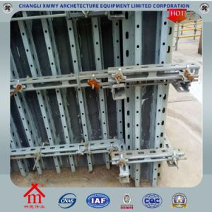 Concrete Form/ Wall Formwork for Concrete pictures & photos