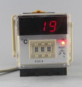 E5c4 Omron Digital Pid Temperature Controller AC 220V Temperature Range 0-399 Degree pictures & photos