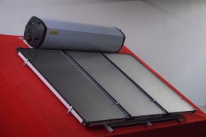 High Efficiency High Grade One-Body Flat Solar Water Heater pictures & photos