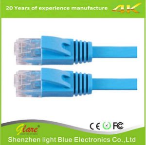Stranded Conductor Outdoor Patch Cable UTP pictures & photos