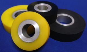 PU Crush Wheels, PU Paper Pressing Wheel for Paper Production Line pictures & photos