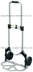 Foldable Aluminium Hand Truck (HT121GS-1) pictures & photos