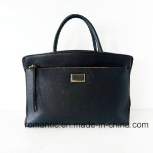 Fashion Brand Designer Women PU Suede Briefcase (NMDK-051646) pictures & photos