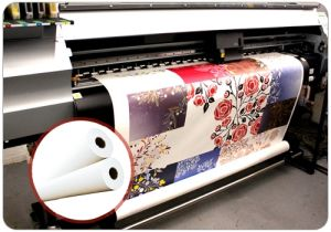 85GSM Quick Dry Sublimation Heat Transfer Paper Chinese Manufacturer for Dx-5/Dx-7 Print Heads pictures & photos