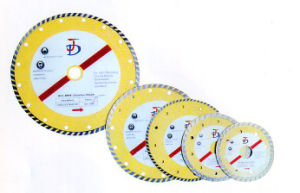 Turbo Blades for Both Wet and Dry Cutting pictures & photos
