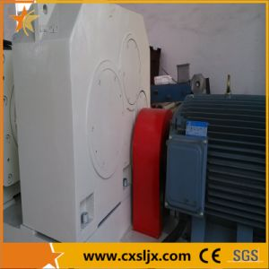 Conical Double/Twin Screw Extruder for PVC Products pictures & photos
