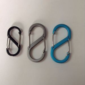 S Shaped Aluminum Carabiner Hook/Snap Hook pictures & photos