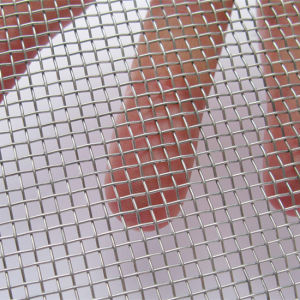 China Manufacturer Supplier Aluminium Woven Wire Insect Mesh pictures & photos