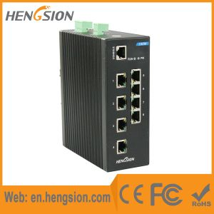 8 Tx and 2 Fx Ports Industrial Ethernet Network Switch pictures & photos