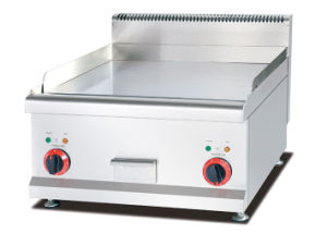 Counter-Top Electric Griddle for Commercial Equipment pictures & photos