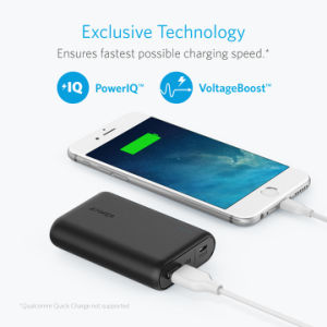 Anker Powercore 10000 Portable Charger Powerbank pictures & photos