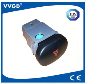 Auto Hazard Warning Switch for Dawoo Cielo Nexia pictures & photos