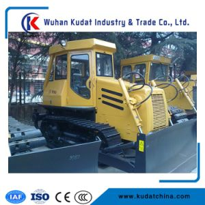 Earth Moving Machiery 80HP Mini Bulldozer T80 pictures & photos