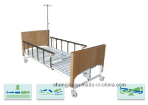 Sjb509-EEC Luxurious Electric Bed with Five Function pictures & photos