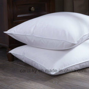 1200g 30% Goose Down Feather Hotel Pillow pictures & photos