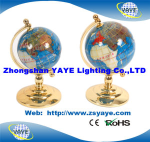 Yaye 18 Best Sell Zinc Alloy Stand Blue Color Gobe Gifts for Birthday/ Decoration/ Christmas /Holiday pictures & photos