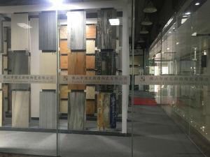 Foshan Factory New Inkjet Six Face Grey Porcelain Tile Lx6617W pictures & photos