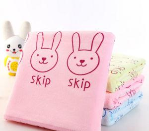 Wholesale Cheap Microfiber Bath Towels pictures & photos