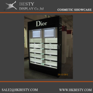 Customized Wall Cabinet for Cosmetic Store pictures & photos
