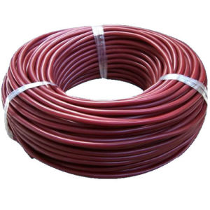 Double Layer High Voltage Silicone Cable with 20AWG pictures & photos