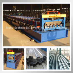 Floor Decking Steel Sheet Forming Machinery pictures & photos