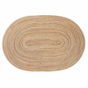 Oval 100% PP Mat for Tabletop pictures & photos
