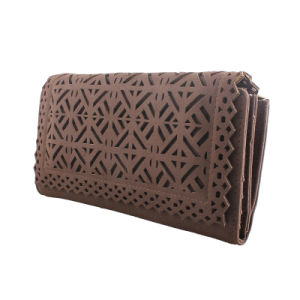 2017 Laser New Fashion Wallet for Women pictures & photos