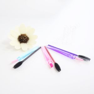 Washami 9 Pieces Professional Makeup Tool Best Mascara Lip Gloss Cosmetic Brushes pictures & photos