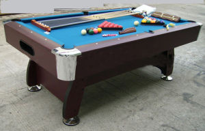 New Style Pool Table (HA-7075C) pictures & photos