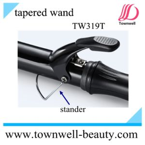 Easy Operating Hair Curler Wand with Different Barrel Sizes pictures & photos