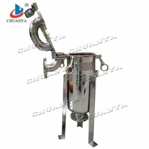 High Quality Food Processing Top Entry Bag Filter Housing pictures & photos