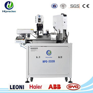 Fully Automatic Wire Cable Cut Strip Terminal Crimping Machine (HPC-2320)